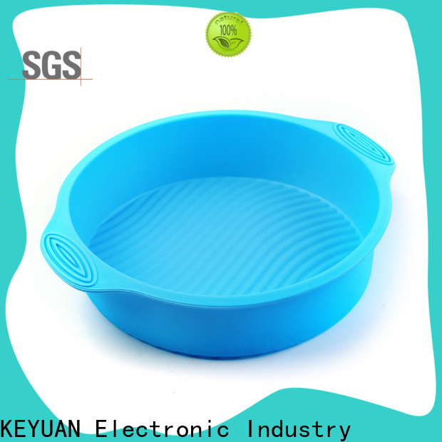 Keyuan silicone kitchen items with best price for cake making