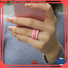 quality assured silicone wedding bands factory for wholesale