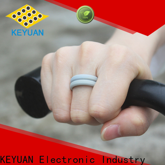 Keyuan silicone rings womens supplier fast delivery