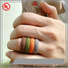Keyuan silicone band rings manufacturer for wholesale