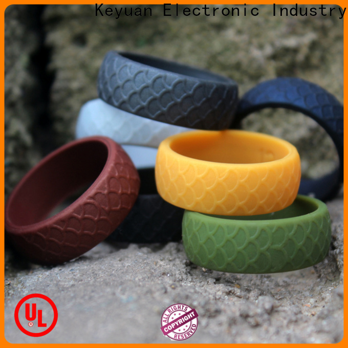 quality assured silicone rings factory for wholesale