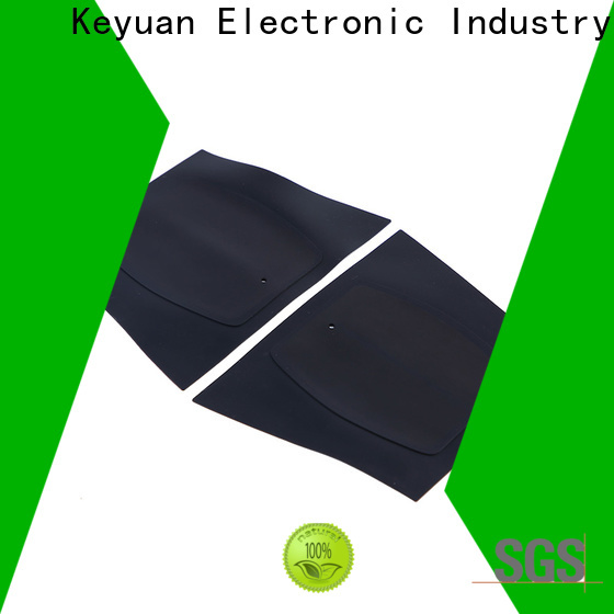 Keyuan excellent silicone rubber products wholesale for keypad