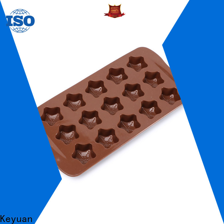 Keyuan heat-resistant silicone kitchen items with best price for kitchen