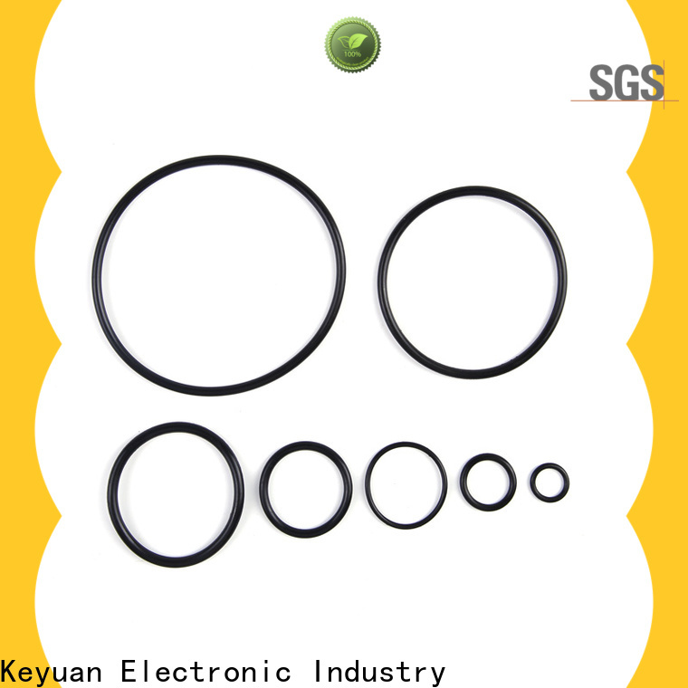 Keyuan approved silicone rubber products manufacturer factory price for industrial