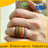 Keyuan durable silicone band rings company for wholesale