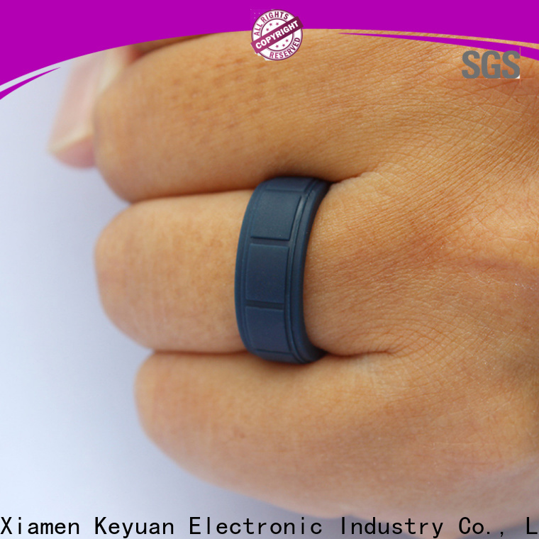 Keyuan best silicone wedding bands company for wholesale