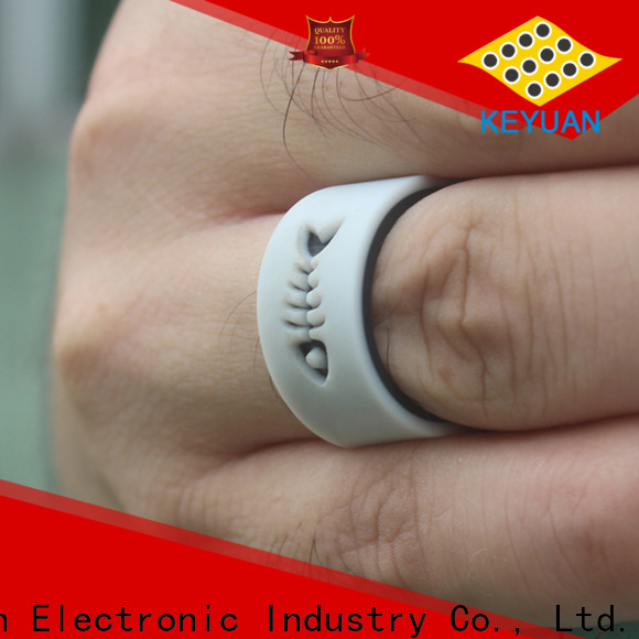 hot-selling silicone band rings supplier fast delivery