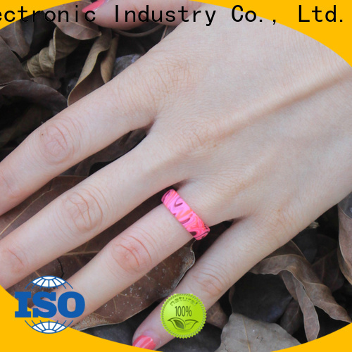 quality assured rubber wedding rings company for wholesale