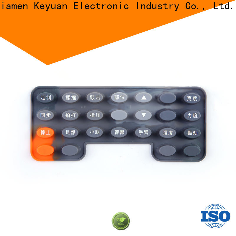 excellent silicone rubber products manufacturer personalized for remote control