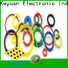 Keyuan silicone rubber products wholesale for remote control