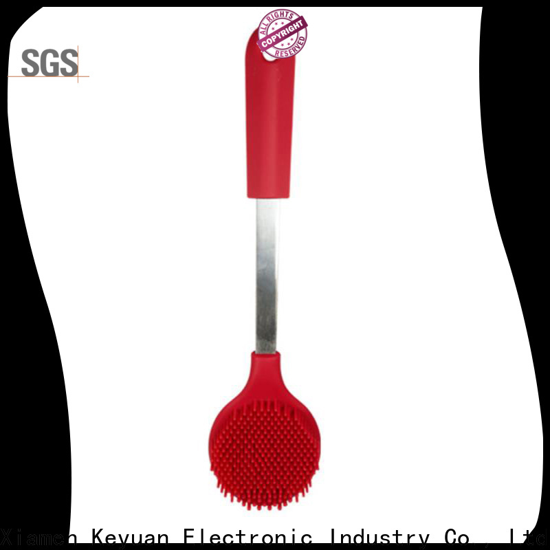 heat-resistant silicone kitchen products well designed for baking