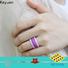 Keyuan durable best silicone rings manufacturer for wholesale