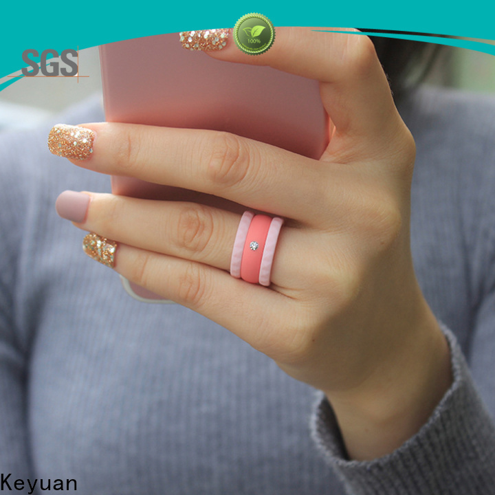 quality assured silicone rings womens company free sample