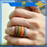 Keyuan durable best silicone rings manufacturer free sample