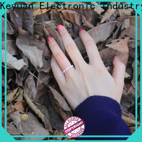 durable custom silicone rings supplier fast delivery