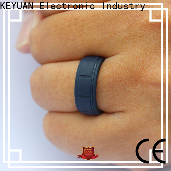 quality assured rubber wedding rings supplier fast delivery