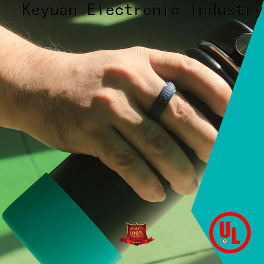 Keyuan silicone wedding rings company fast delivery