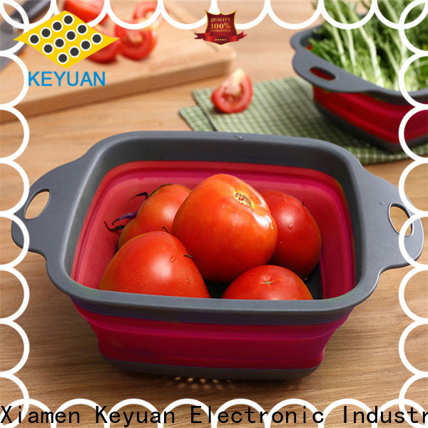 Keyuan durable silicone kitchenware products factory for baking