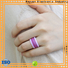 quality assured silicone wedding bands supplier for wholesale