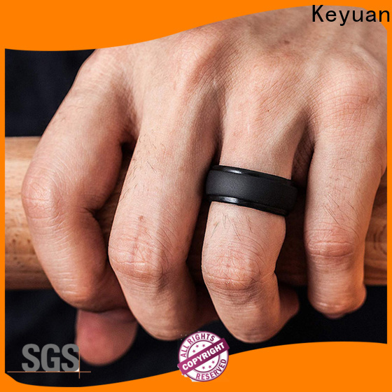 quality assured silicone band rings company free sample