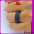 quality assured mens silicone rings supplier free sample