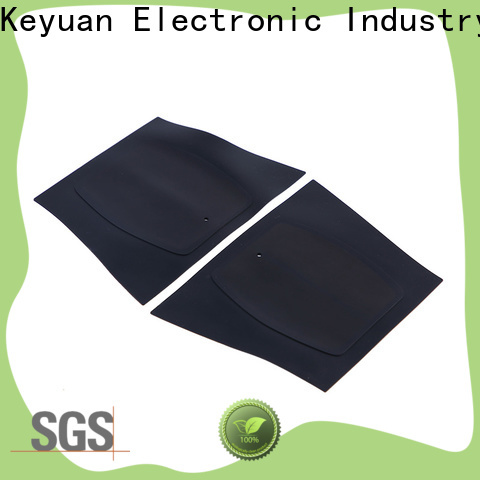 Keyuan silicone rubber products manufacturer factory price for remote control