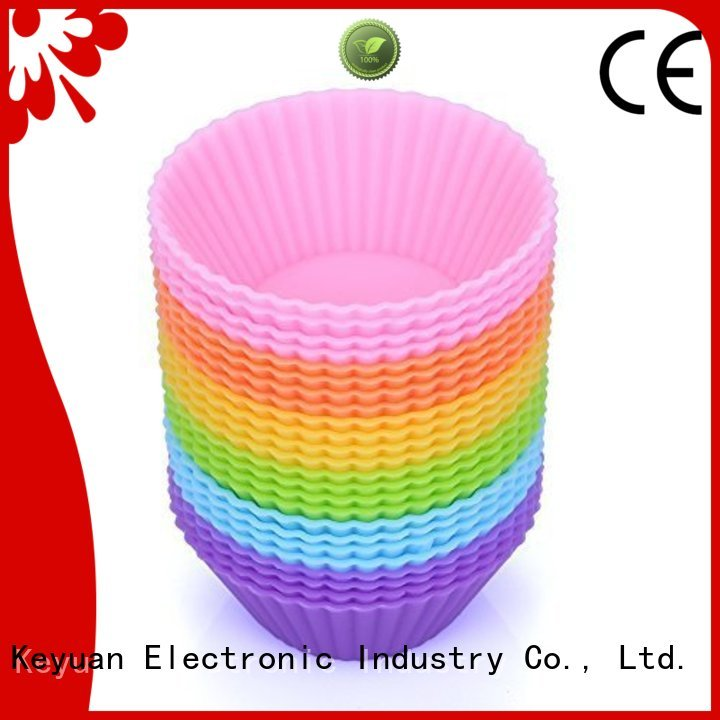 Keyuan silicone kitchenware products wholesale for kitchen