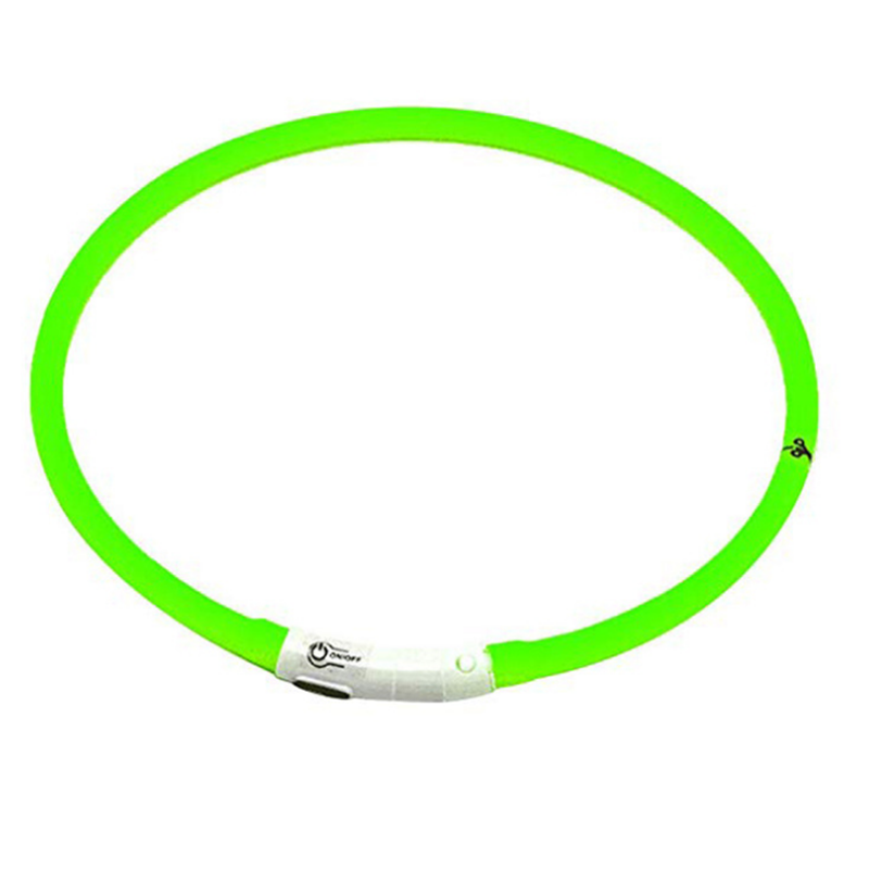 Silicone PET LED Lamp Collar