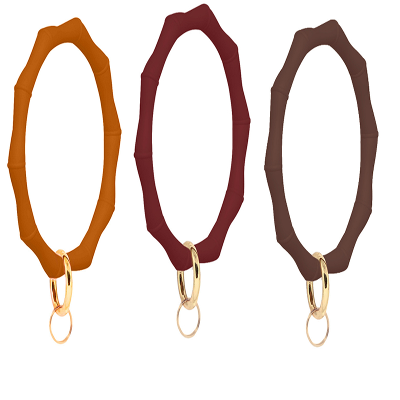 product-Silicone Bracelet Key Chain-Keyuan-img-1