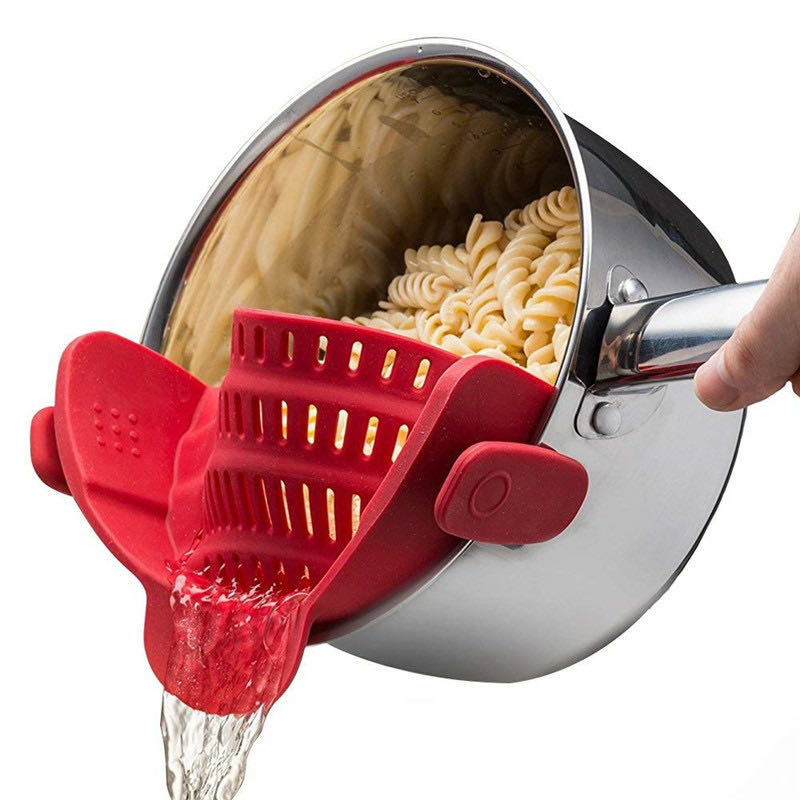 product-Keyuan-Silicone Clip-on Stew-Pan Strainer-img