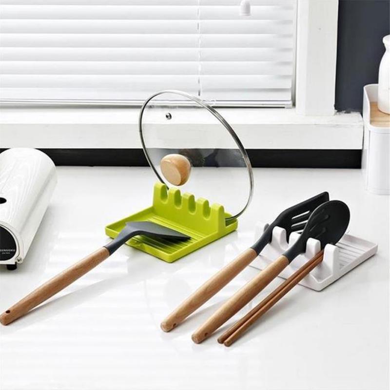 Kitchen Spoon & Lid Rest