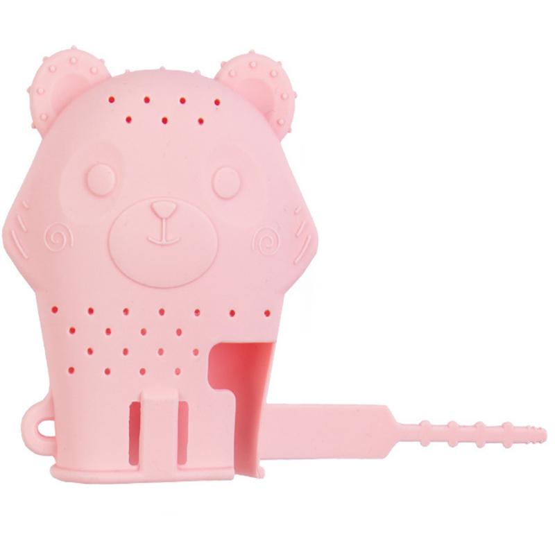 product-Keyuan-Full Silicone Baby Teething Glove-img