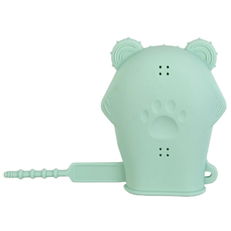 product-Full Silicone Baby Teething Glove-Keyuan-img-1