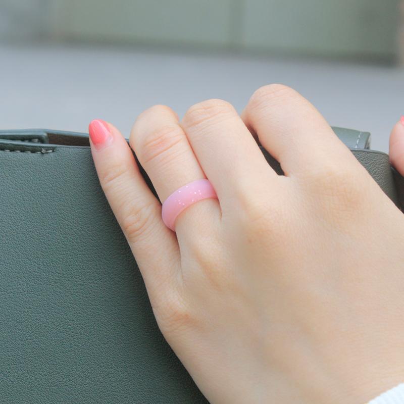 Keyuan silicone engagement ring factory free sample-2