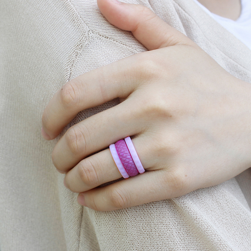 BirthStone Collection Silicone Ring