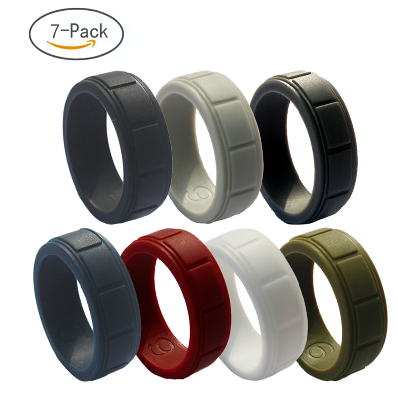 Keyuan rubber wedding bands factory fast delivery-1