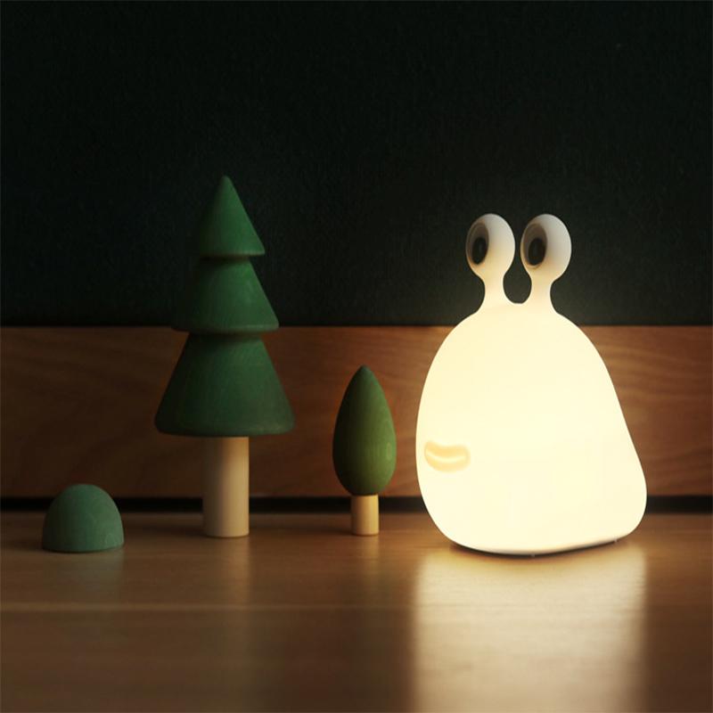 Slug Silicone Night Light