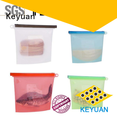 Keyuan thick silicone kitchen items well designed for kitchen