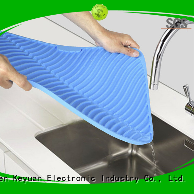 Keyuan silicone kitchen items with good price for cake making