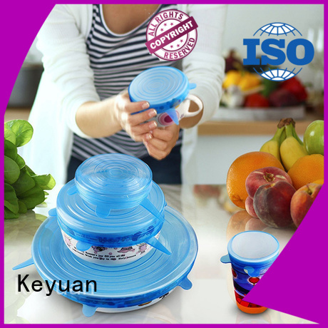 embossed silicone household items customized for kitchen