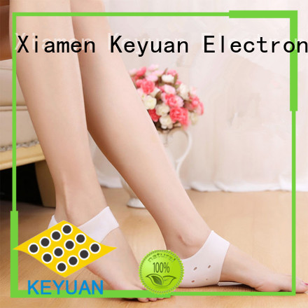 Keyuan embossed silicone household products customized for women