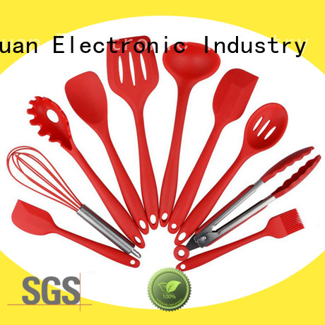 Keyuan heat-resistant silicone kitchen products with good price for cake making