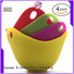 Keyuan thick silicone kitchen items with good price for household