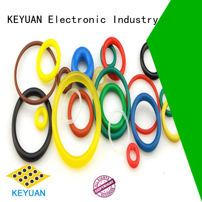 Keyuan silicone rubber products manufacturer for remote control
