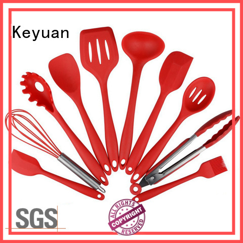 Keyuan thick silicone kitchenware products factory for industrial