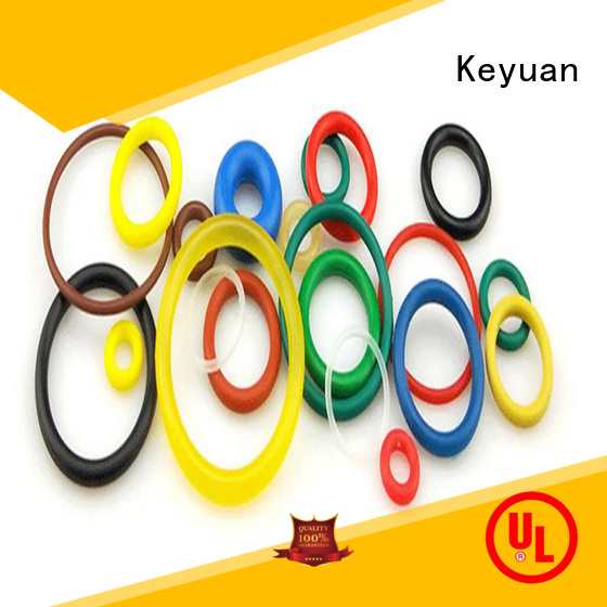 Keyuan excellent silicone rubber products wholesale for commercial