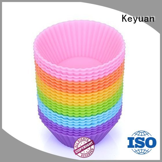 Keyuan nonslip silicone kitchen products factory for household