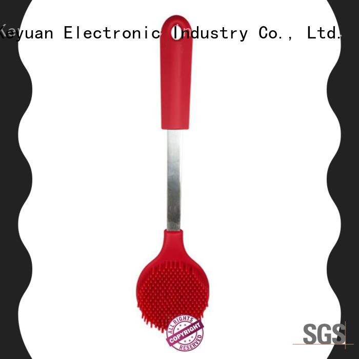 Keyuan thick silicone kitchen items factory for household
