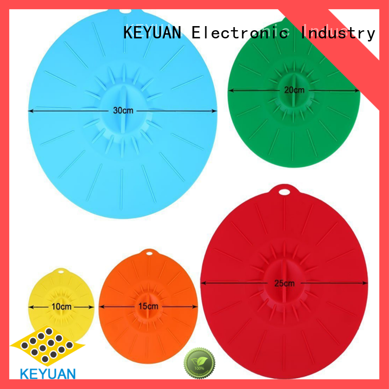 debossed silicone household items directly sale for kitchen