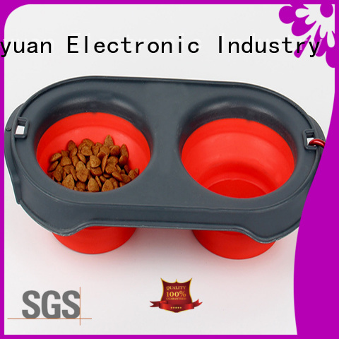 Keyuan stable silicone dog mat factory for household